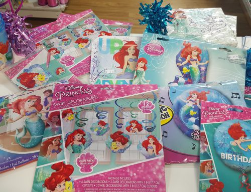 Disney's Ariel full range from $1.95