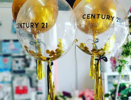 Branded corporate balloons. $POA.