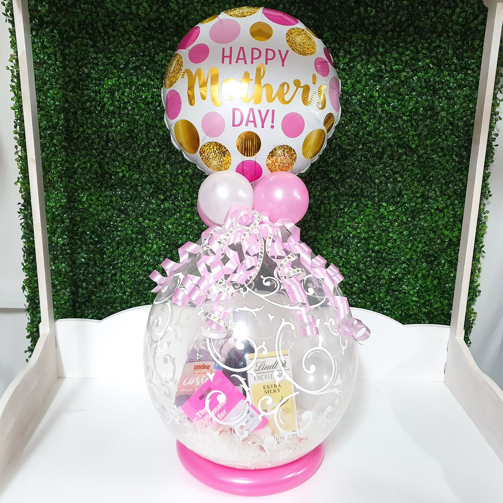 Mother's Day Stuffed Gift Balloon